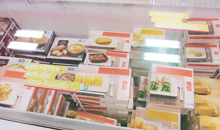 フランス編 <font>~冷凍食品の専門チェーンが900店舗~</font>