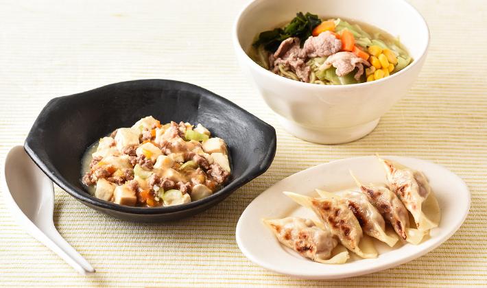 ごはんがすすむ!保育園の中華レシピ