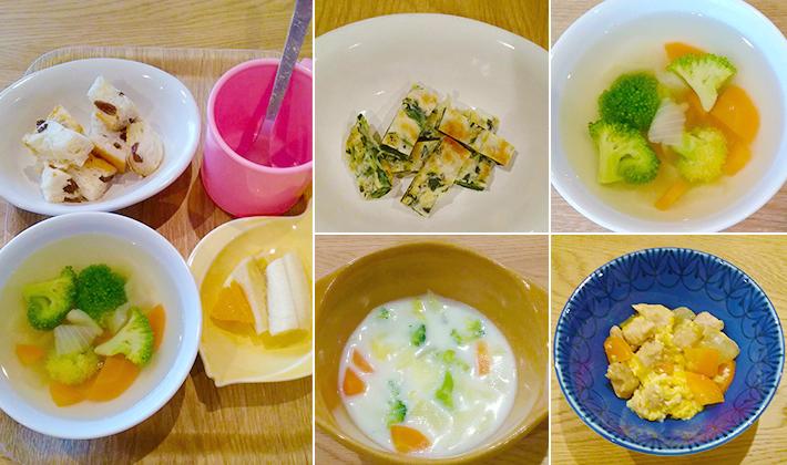 野菜の冷凍食材アレンジメニューと組み合わせメニュー