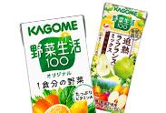 カゴメ「野菜生活100」24本セット