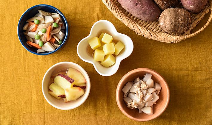 食物繊維たっぷり!ホクホク美味しいおいもを使った煮物レシピ