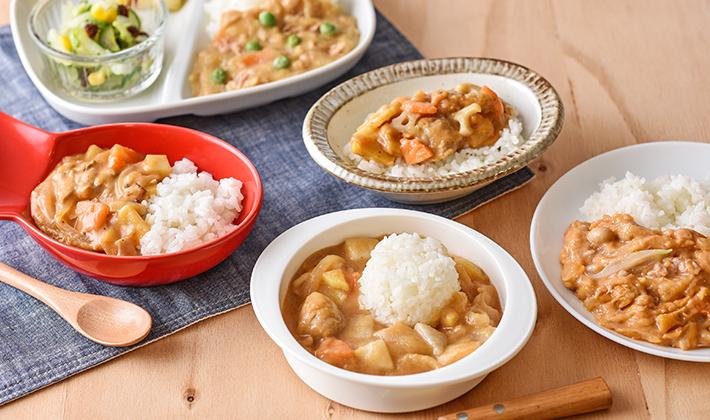 一皿に栄養たっぷり♪いろんな具材で楽しむカレーレシピ