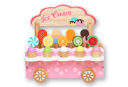 Edute「アイスクリーム・スタンド」