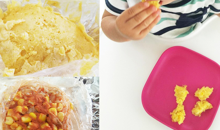 どうする?災害時の子どもの食事 Vol.2 ポリ袋調理を試してみました!