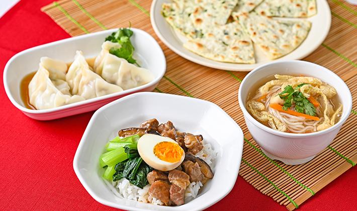 世界の料理を食べてみよう!第4弾~台湾の人気メニューが大集合!~